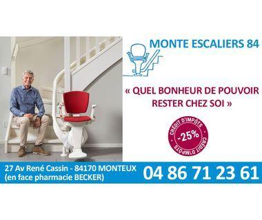 Monte Escaliers Vaucluse
