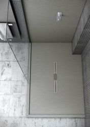 Panneau mural salle de bain moderne Vaucluse