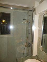 Superbe douche panneaux hauts 13